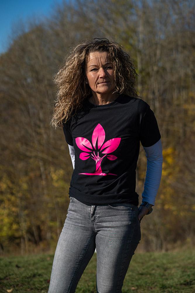TREEshirt mit Motiv - CO2-reduziertes T-Shirt aus eigener, regionaler Produktion - Schwarz, Unisex