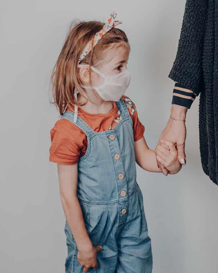 Atemschutz Kinder - Wrapping Solution